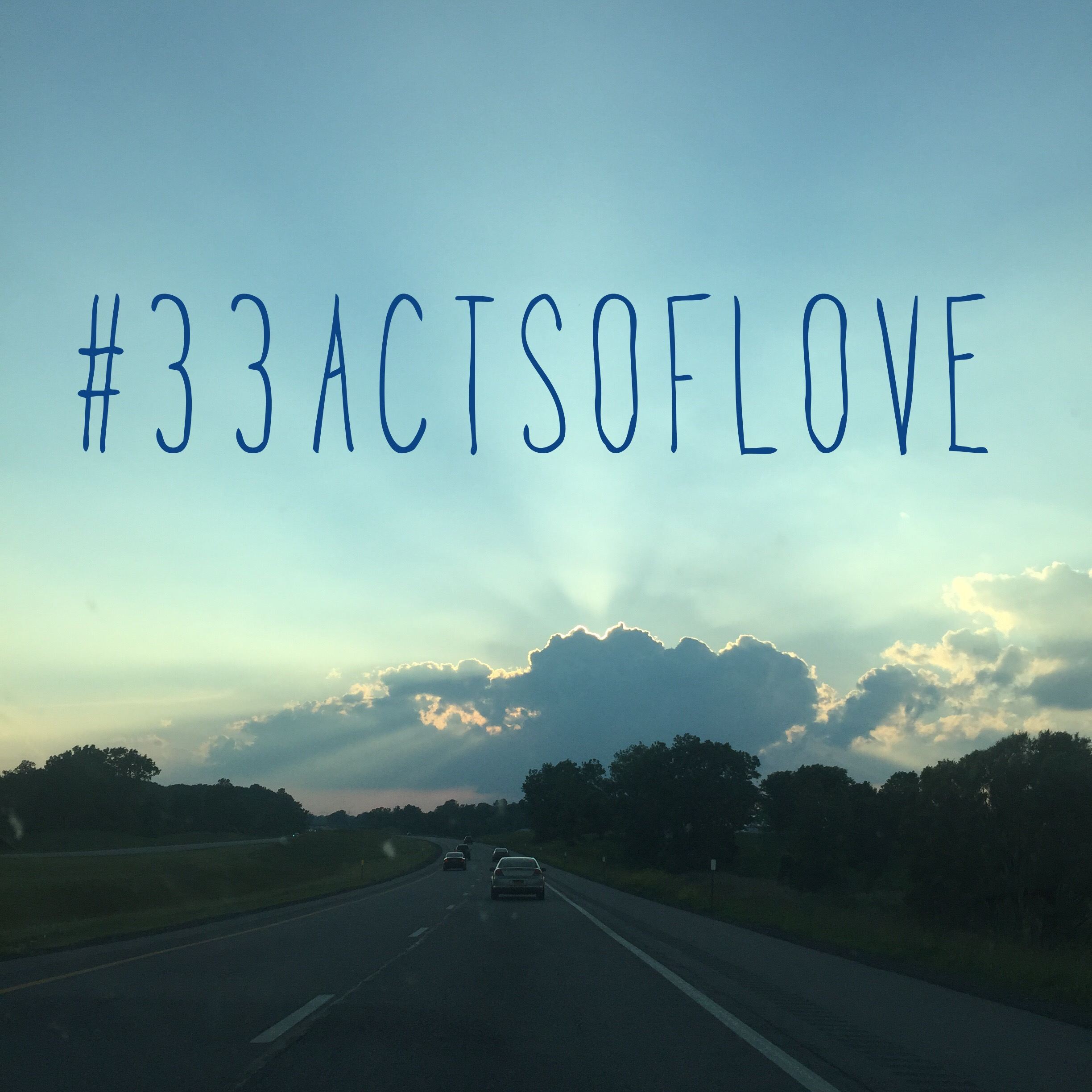 33 Acts of Love